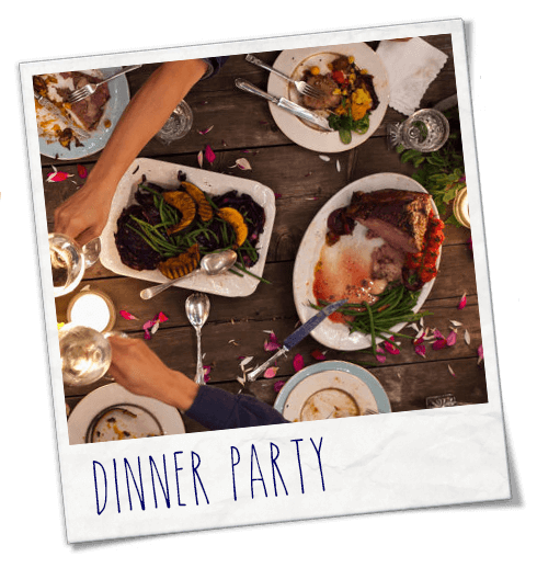 Attractive U201cI Would Like To Host A Dinner Party With Minimum Effort! Inclusive Of  Starters, Main And Dessert And The Majority Of Cooking And Preparation  Complete, ...